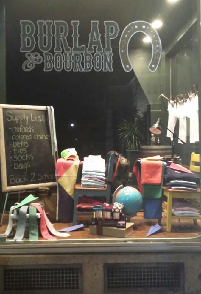 Burlap & Bourbon, Men's Clothing, Scranton PA